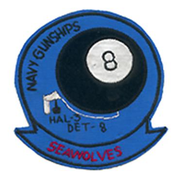 HAL-3 DET 8 different