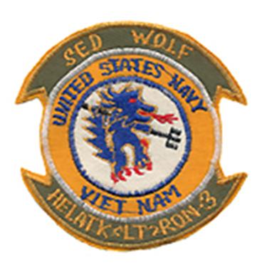 HAL 3 SEAWOLF VIETNAM USN