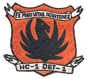 HC 1 DET 1