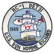 HC 1 DET 31