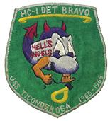 HC 1 DET BRAVO
