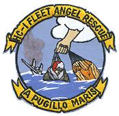 HC 1 FLEET ANGEL RESCUE