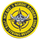 HC 2 DET 3 NORTIC RAIDERS