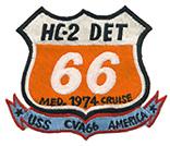 HC 2 DET 66 MED 1974