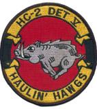 HC 2 DET V HAULIN' HAWGS