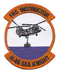 HC 3 FRS INSTRUCTOR