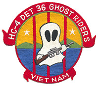 HC 4 DET 36 GHOST RIDERS