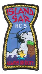 HC 5 ISLAND SAR