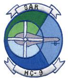 HC 9 SAR