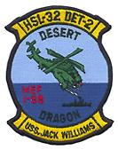 HSL 32 DET 2 DESERT DRAGON