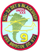 HSL 32 DET 9 BLACKSHEEP