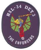 HSL 34 DET 3 THE ENFORCERS