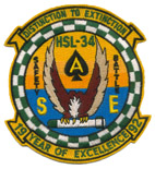 HSL 34 DISTINCTION TO EXTINCTION