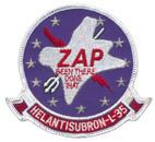 HSL 35 ZAP red