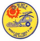 HSL 36 DET 4 RAT PATROL