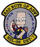 HSL 36 DET 7 BAD BOYS OF ASW