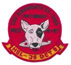 HSL 36 DET 8 PARTY ANIMALS