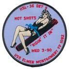 HSL 36 DET 9 HOT SHOTS