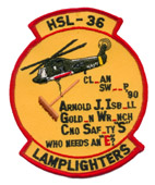 HSL 36 LAMPLIGHTERS