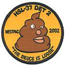 HSL 37 DET 2 WESTPAC 2002