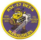 HSL 37 DET 4 MARAUDERS