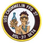HSL 37 DET 4 USS CROMMELIN