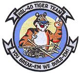 HSL 40 TIGER TEAM