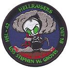 HSL 42 DET 10 HELLRAISERS