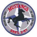 HSL 42 DET 10 MUSTANGS