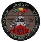 HSL 42 DET 8 THE MAN DET
