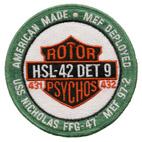 HSL 42 DET 9 ROTOR PSYCHOS