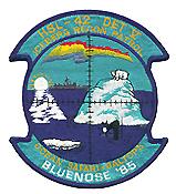 HSL 42 DET V BLUENOSE 85