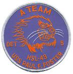 HSL 43 DET 5 A TEAM
