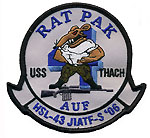 HSL 43 DET RAT PACK
