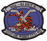 HSL 43 DET X KINGPINS