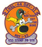 HSL 44 DET 1 BAD DOGS