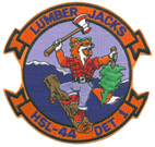 HSL 44 DET 1 LUMBER JACKS