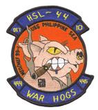 HSL 44 DET 10 WAR HOGS