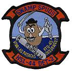 HSL 44 DET 2 swamp spudz