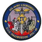 HSL 44 DET 4 HORSEMEN