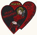 HSL 44 DET 5 HEART BREAKERS 2