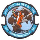 HSL 44 DET 6 ROUGHRIDERS light blue