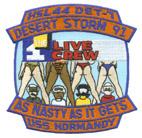 HSL 44 DET 7 DESERT STORM 91