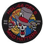 HSL 44 DET 8 MAD HATTERS
