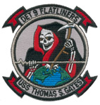 HSL 44 DET 9 FLATLINERS