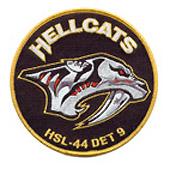 HSL 44 DET 9 HELLCATS