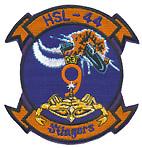 HSL 44 DET 9 STINGERS