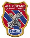 HSL 44 DET ONE ALL STARS