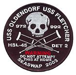 HSL 45 DET 2 SEASWAP 2003