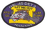 HSL 45 DET 2 TENACIOUS